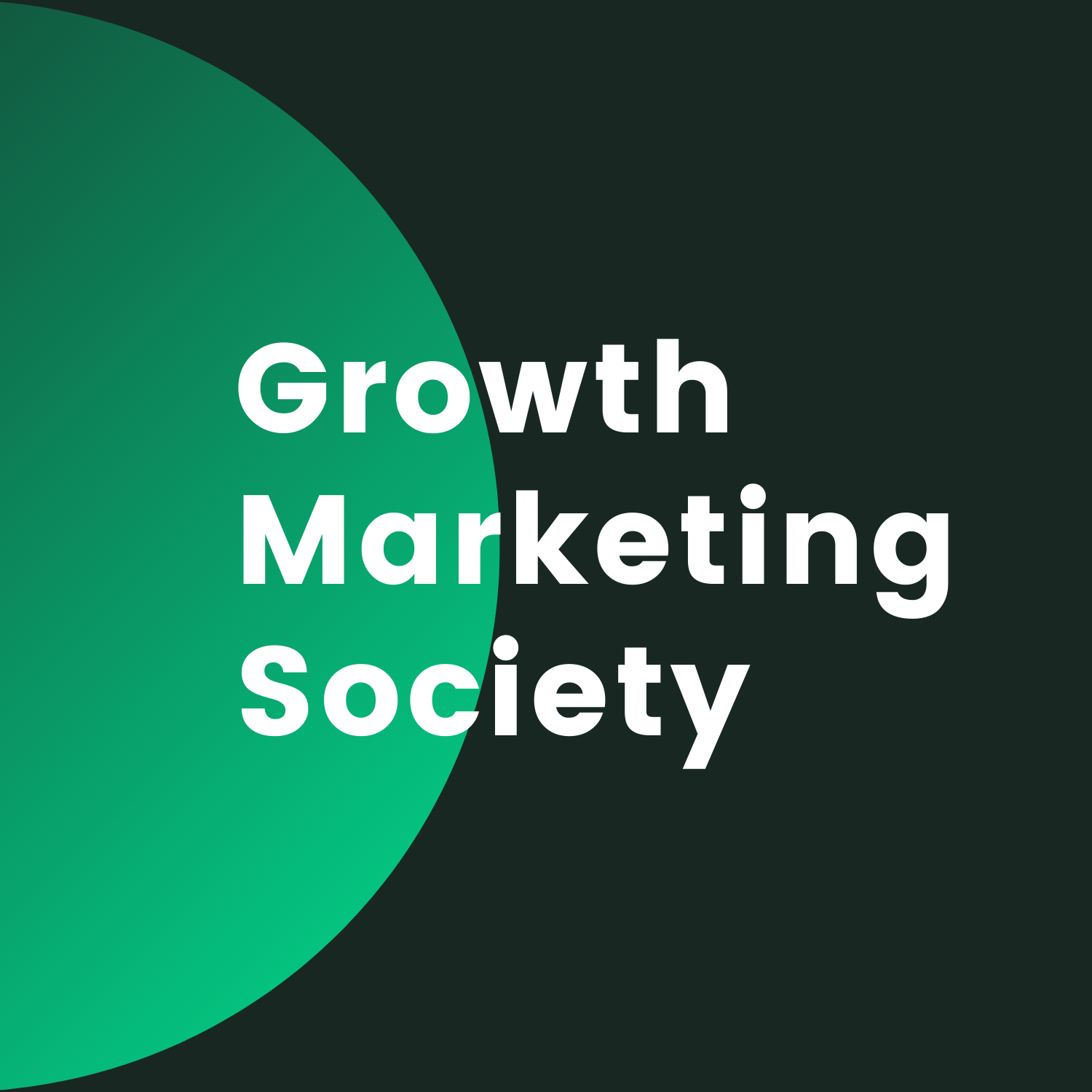 Growth Marketing Society